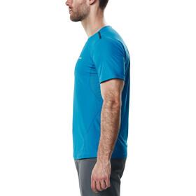 Berghaus Super Tech Sous-vêtement manches courtes à col ras-du-cou Homme, adriatic